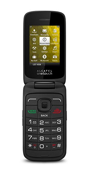 Alcatel Onetouch Retro Brown And Black Only Compatible With