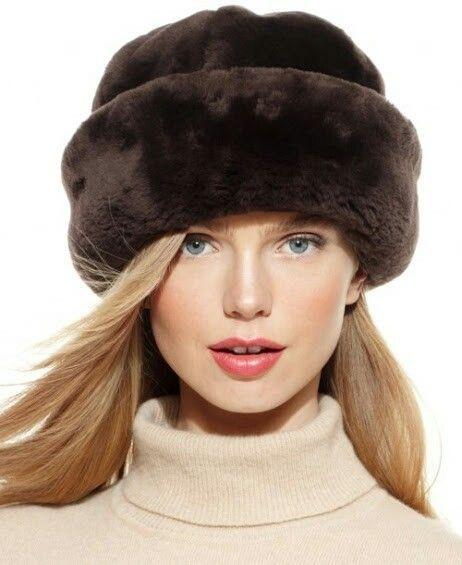 модные меховые шапки 2016