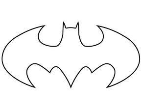 Batman Coloring Pages Logo Coloringpageseasy