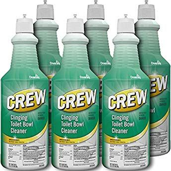 Diversey Crew Clinging Toilet Bowl Cleaner Squeeze Bottle 32