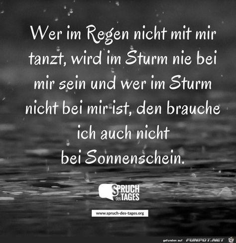 Keine Sonne ohne Regen ☉⛆