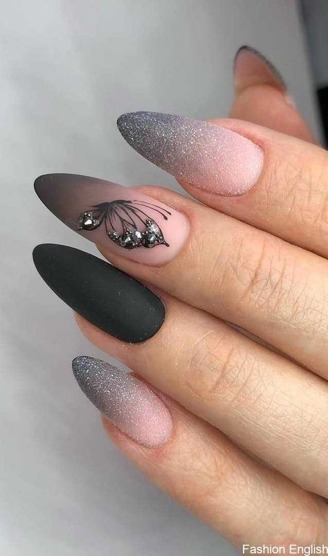 35+ Best and Playful Glitter Nails Design Ideas This Week Part 17 - #Be ... - #design #glitter #ideas #nails #part #playful #week
