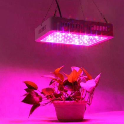 1000W LED Grow Light Panel Lamp Full Spectrum Indoor Plant For Veg /& Flower Hot