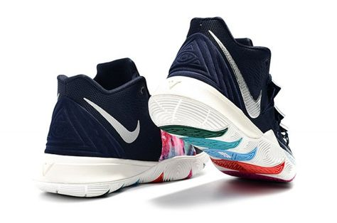 bf18b1a68de2 Nike Kyrie 5 Multi-Color AO2918-900 Men s Basketball Shoes Irving Sneakers