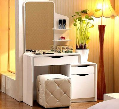 40 Wooden Dressing Table Design Catalogue For Modern Small