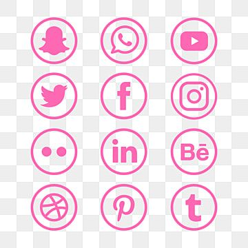 Pink Icon Transparent Background Instagram Icon Logo Pink Png And Vector With Transparent Background For Free Download Instagram Icons Instagram Logo Cute Pink Background
