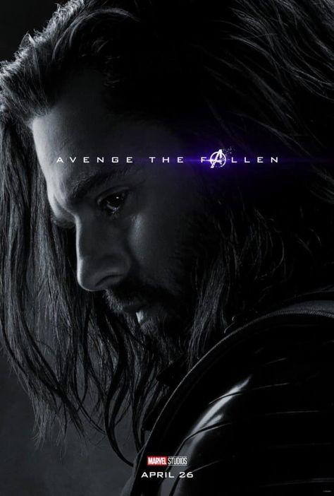 Avenge the Fallen | New Avengers Endgame Posters Reveal Who Survived - Lola Lambchops