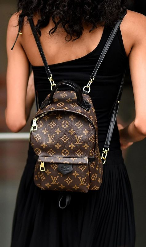 backpack, designer accessories, mini backpack, nyc street style vuitton How To Accessorize Like a Stylist — MappCraft Sac Cabas Louis Vuitton, Mochila Louis Vuitton, Louis Vuitton Messenger Bag, Louis Vuitton Taschen, Sacs Louis Vuiton, Louis Vuitton Sale, Louis Vuitton Handbags, Louis Vuitton Monogram, Vuitton Bag
