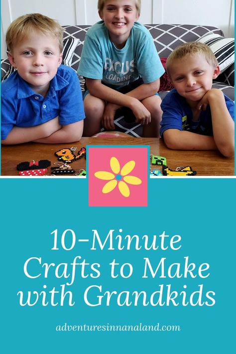 My Grandkids Are Always Begging To Do A Fun Craft When We Re