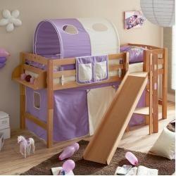 Halbhochbetten Halbhohe Betten Bett Kinderbett Jugendbett Und