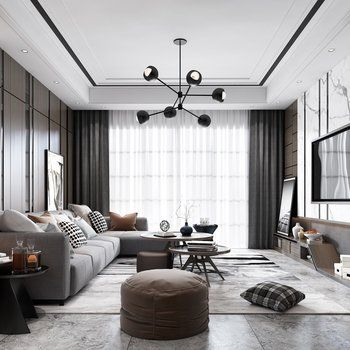 Contemporary Living Room 3ds Max Models Download Max Files Cgmodelx Livingroom Livingroo Living Room 3ds Max Furniture Design Modern Living Room Interior