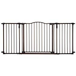 North States Windsor Extra Wide Dog Gate Review Extra Wide Dog