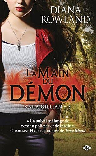 Telecharger La Main Du Demon Kara Gillian T5 Pdf Tome Demon Ebook