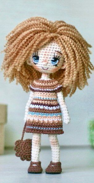How to... Movable Head | Crochet amigurumi, Crochet dolls, Crochet ... | 593x305