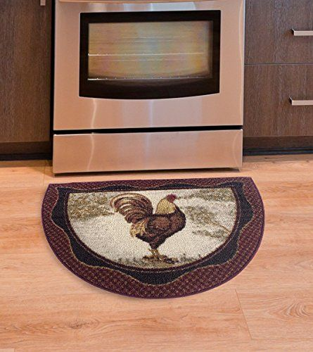 210 Rooster Rugs For Kitchen Ideas Decor