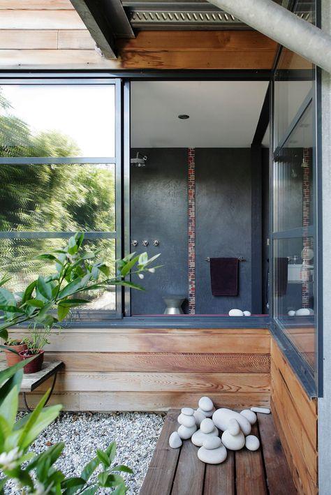 Superieur Grandes Fenêtres Pour Belle Maison Moderne