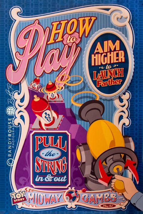 Disney-Toy Story Midway Mania