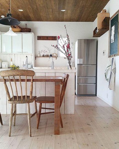 2dkレイアウト インテリア特集 間取りを生かした家具の配置コーディネート術 インテリア キッチン インテリア ダイニング