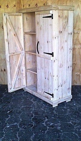 Kitchen Cupboard Farmhouse Series Free Standing 1800 With 2 Doors Standard Raw Brakpan Farmhouse Pantry Cabinets Trendy Farmhouse Kitchen Kitchen Cupboards