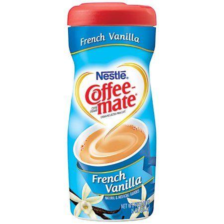Food French Vanilla Creamer Dairy Free Coffee Creamer French