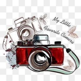 Camera Camera Clipart Animal Fine Png And Vector With Transparent Background For Free Download Animal Backgrou Camera Drawing Camera Art Camera Clip Art