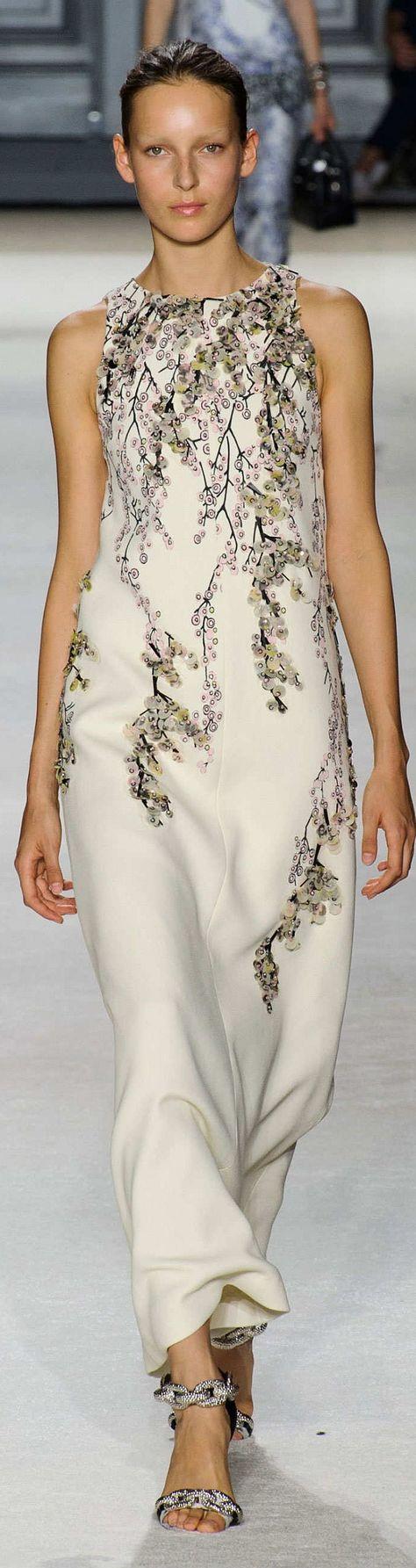Glamour gowns / karen cox.  Giambattista Valli Collection Spring 2015