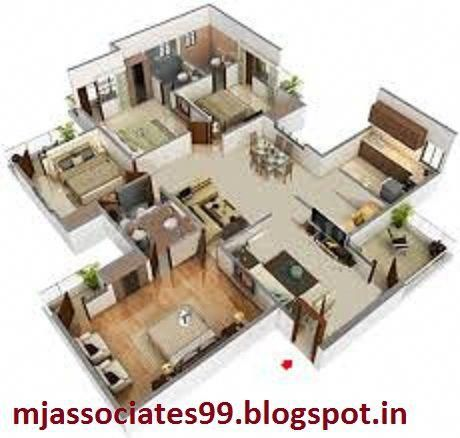 A New House For You Buyanewhome Indian House Plans Model House Plan House Plans
