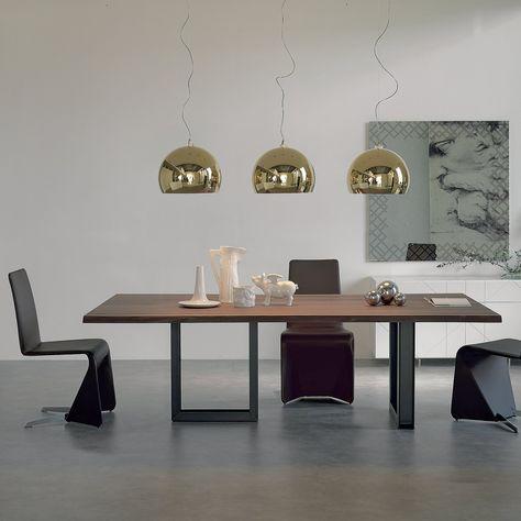 Tavolo In Ferro E Vetro.Sigma Tavoli Tavoli In Legno E Tavolo Legno E Vetro