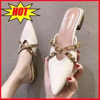 Sandal Wanita Wedges Jelly Di 2020 Sepatu Wanita Sepatu Sandal