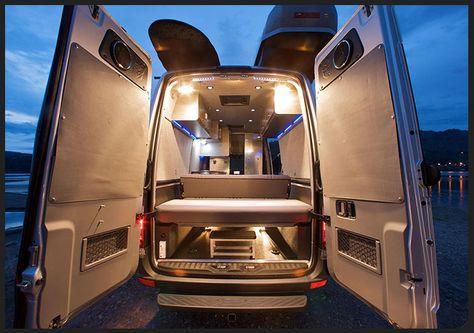 Outdoorvan Transformer Sprinter Pinterest Vans, Sprinter van - quelle küchen abwrackprämie
