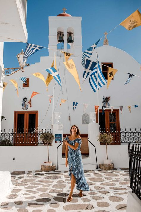 Top 8 Mykonos Instagram Spots You Can't Miss With Map