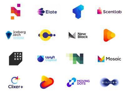 Video play + chat bubble, logo design symbol
