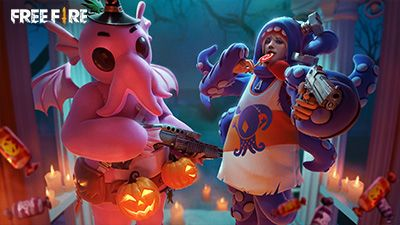 Free Fire 2020 Halloween Garena Free Fire. Best survival Battle Royale on mobile! in 2020
