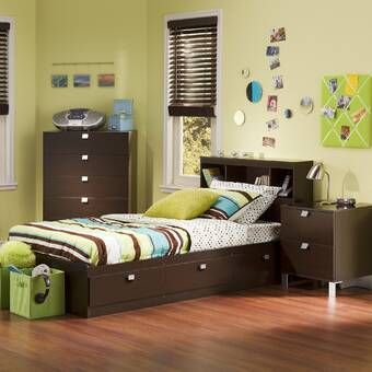 Vinbardi Twin Configurable Bedroom Set Twin Bedroom Sets