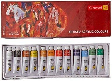 Seven Taboos About Acrylic Colours You Should Never Share On