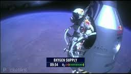 Skydiver Surpasses Speed Of Sound In 2020 Felix Baumgartner Felix