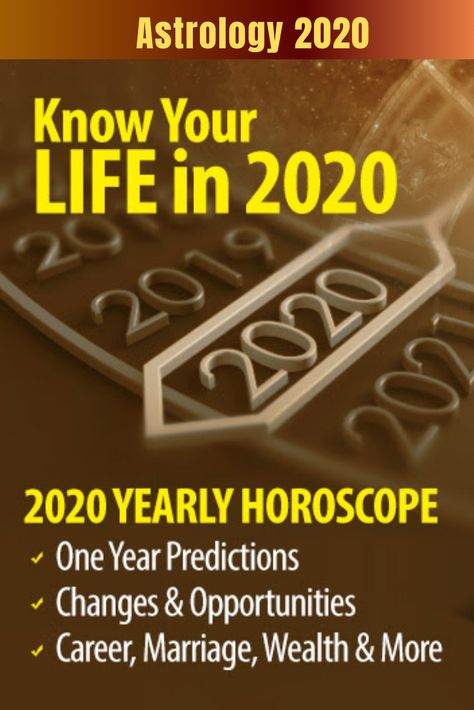 You should know what is waiting for you in #Year 2020. The possible twists & turns, the opportunities to succeed and the preparations you have to make. Get useful #predictions and guidelines from #Clickastro 2020 Yearly #Horoscope. This is your detailed personalized horoscope report for the year 2020.  #yearlyhoroscope #yearlyastrology #astrology