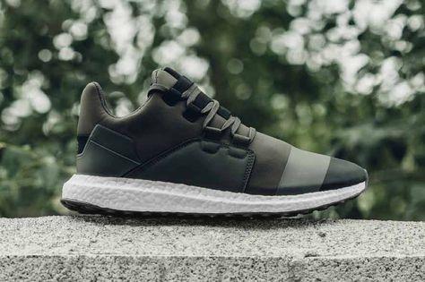 The adidas Y 3 Kozoko Returns in Sleek and Olive Pinterest