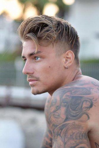 Best Men S Hairstyles To Look Super Hot Trendy Mens Hairstyles Mens Hairstyles Undercut Haircuts For Men
