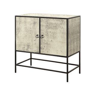Everberg 2 Door Accent Cabinet Accent Cabinet Furniture Mirrored Furniture