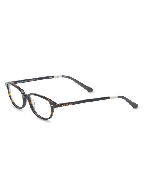 A sleek and minimal design. TOMS Bangladesh frames are one of our more delicate styles.