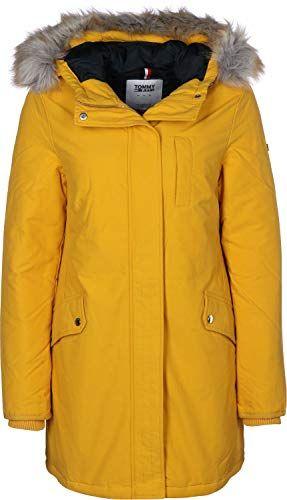 various colors ac968 7ace1 Tommy Jeans TJW Technical Down Jacket Daunenjacke Damen - XS ...
