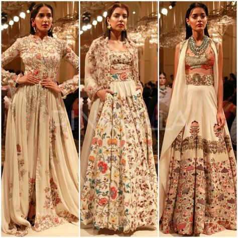 Runway Report : Anamika Khanna for India Couture Week 2016 | PINKVILLA
