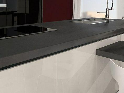 Eine sehr schöne Viscont White #Granit #Arbeitsplatte Robust und - keramik arbeitsplatte küche