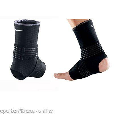 Pro Combat Ankle Sleeve 2.0 Nike Black