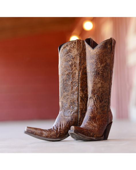 130f97cd1e7385 Lucchese Women s Autumn Dry Leaf Boot. Lucchese Women s Autumn Dry Leaf  Boot. More information. Jordan Smith Brings the House Down with Queen s