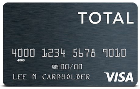 Total Visa Credit Card Rewards Credit Cards Unsecured Credit