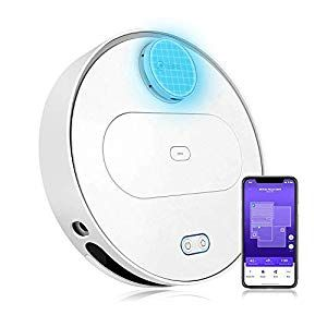 360 Robot Vacuum and Mop Cleaner, Compatible with Alexa ...