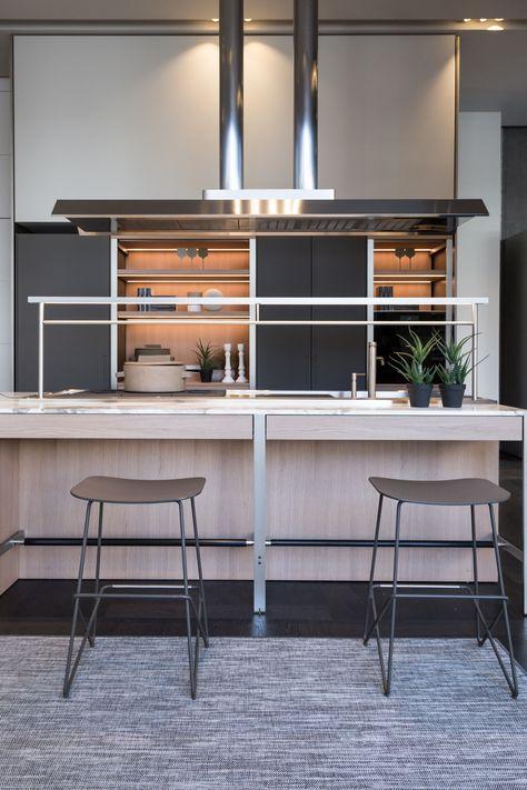 Cucina K Lab Installata Da Misura Arredamenti Milano Per La