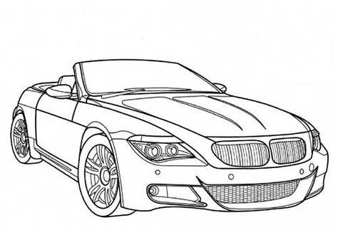 50 Desenhos De Carros Para Colorir Pintar Carros Para Colorir